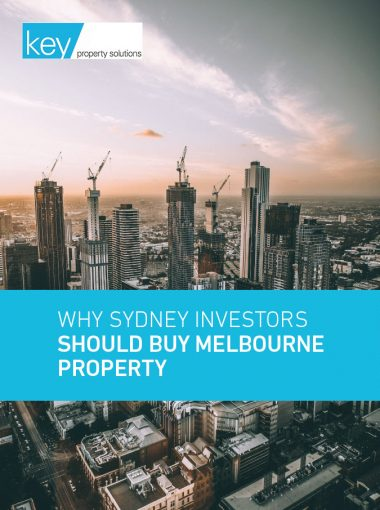 Why Sydney Investors Should Buy Melbourne Property